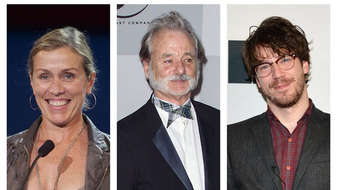 """Delaware native John Gallagher Jr. is set to work with Bill Murray and Frances McDormand is """"Olive Kitteridge"""" for HBO."""