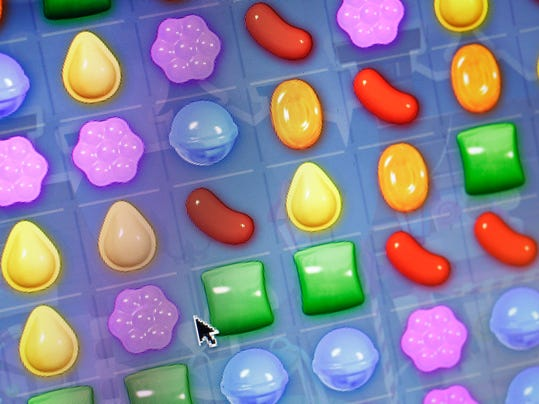 Candy Crush maker launches IPO.