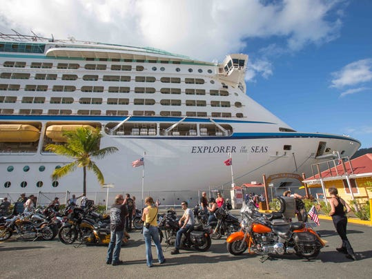AP Caribbean Cruise Ship Outbreak