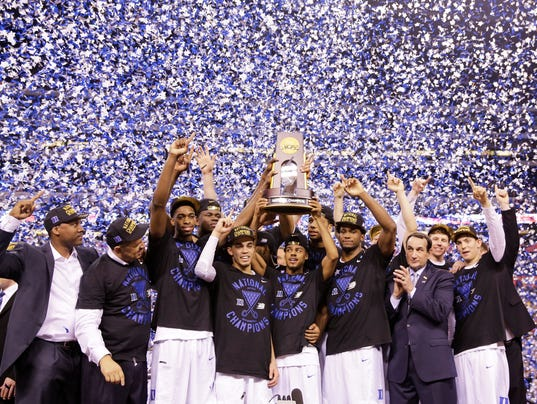 Game rewind | Duke tops Wisconsin in national title game