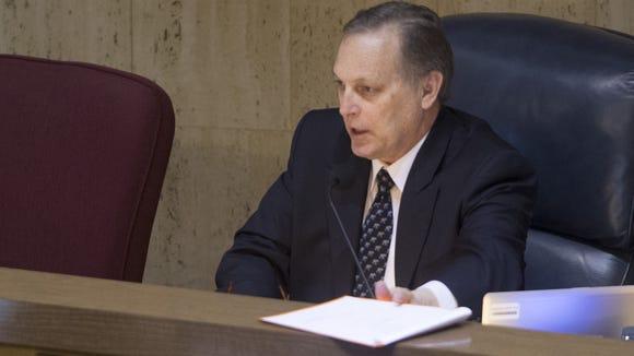 Andy Biggs is running in the 5th District race to replace retiring U.S. Rep. Matt Salmon, R-Ariz.