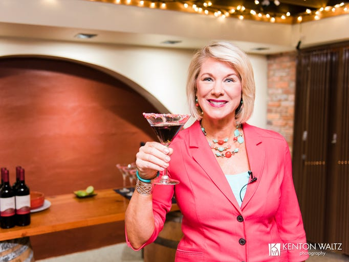Martinis & Menopause: Kelli Jaecks is giving an exclusive