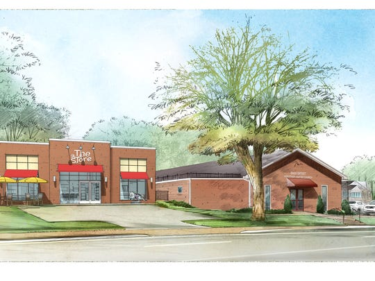 The Store, a modern food bank designed to look and work like a free grocery store, is spearheaded by Brad Paisley and Kimberly Williams Paisley in association with Belmont University. The nonprofit will be located at 2005 12th Ave. South in Nashville with groundbreaking projected for 2019.