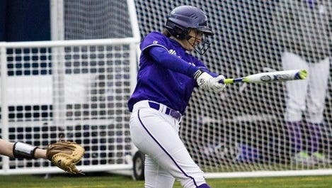 Oconto Falls native McKenna Larsen has earned second-team all-Northern Sun Intercollegiate Conference honors in volleyball and softball at Winona State University.