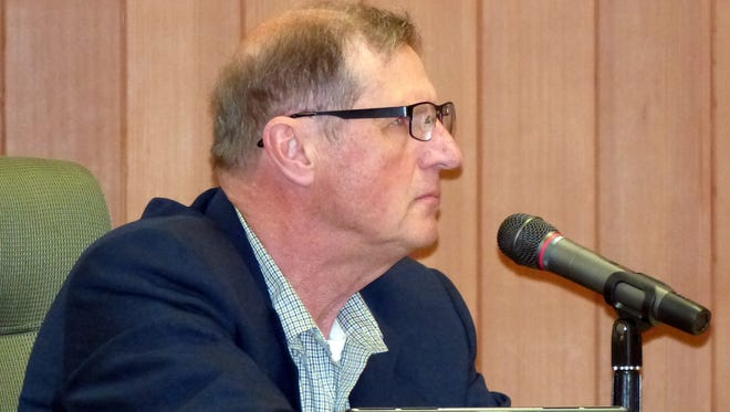 Lincoln County Commissioner Tom Stewart  offered the motion on the fair association lease.