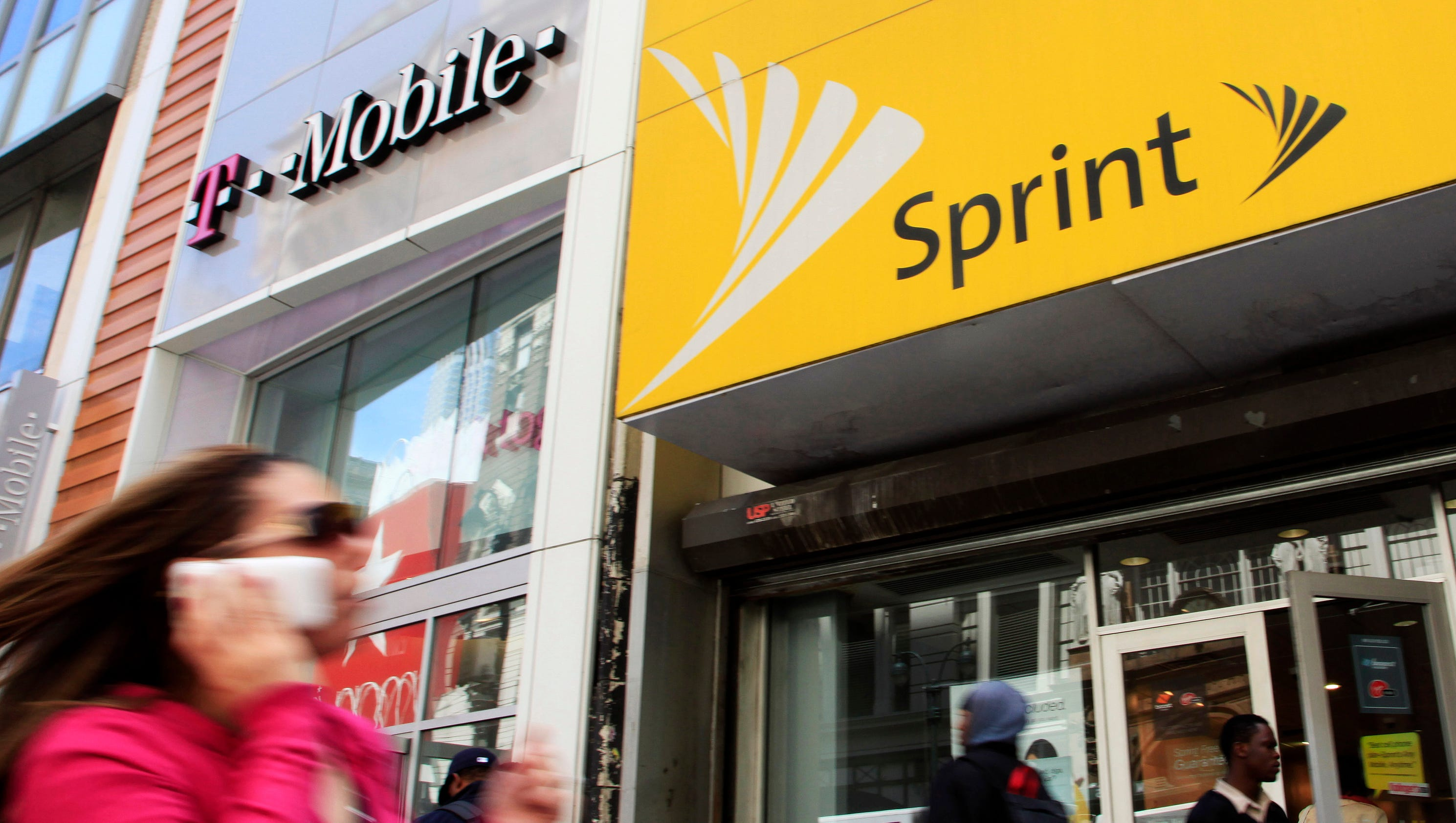 T Mobile And Sprint Agree To Merge