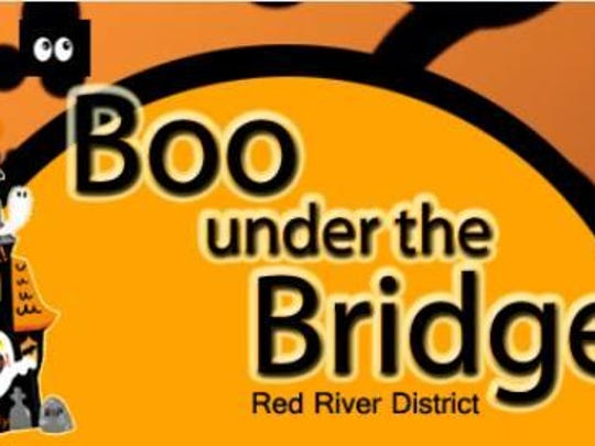 Come bounce and trick-or-treat, see what the artists have to offer, enjoy Willie Boom and Stone Groove on stage, and chow down 10 a.m.-3 p.m. Oct. 29 in the Red River District.