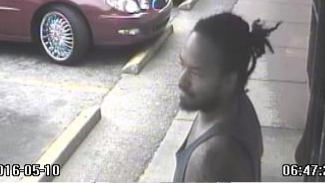 Greer police released this image of the suspect in a savage attack that happened outside a gas station.
