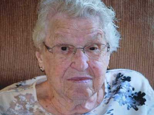 Birthdays: Marjorie Lampard