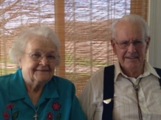 Anniversaries: Robert Klutzke & Mary Klutzke