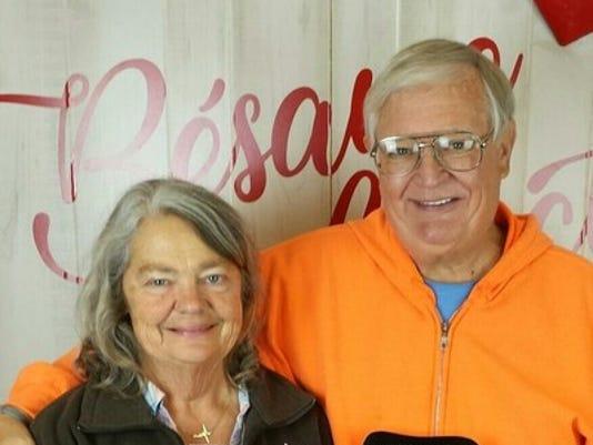 Anniversaries: Michael Dunn & Brenda Dunn