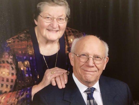 Anniversaries: Laverne Glick & Helen Glick
