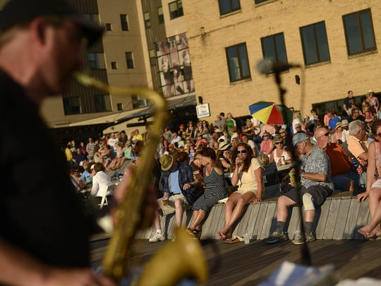There's more Fridays on the Fox to love this year. The popular CityDeck concert series has expanded to 10 weeks.