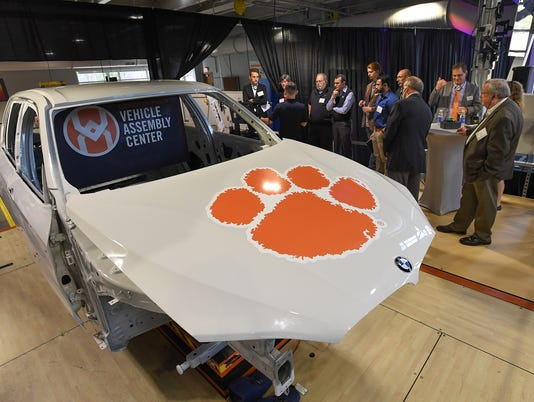 Clemson University International Center for Automotive Research