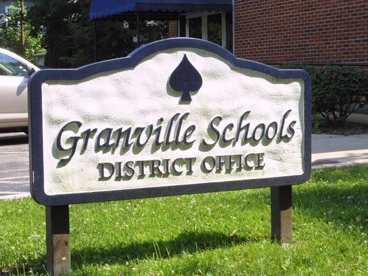 NEW Granville schools stock