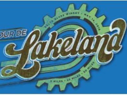 Tour de Lakeland logo