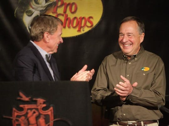Legends of Golf comes to Branson