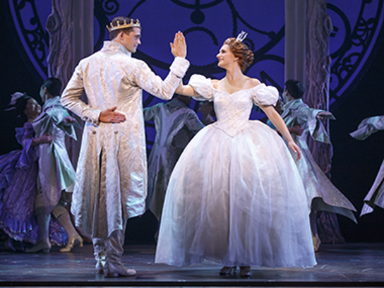 """Rodgers and Hammerstein's """"Cinderella"""" makes a stop"""