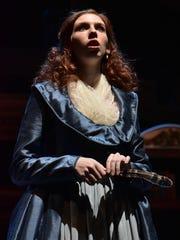Margaret Lesienheimer stars as Olympe DeGouges in the