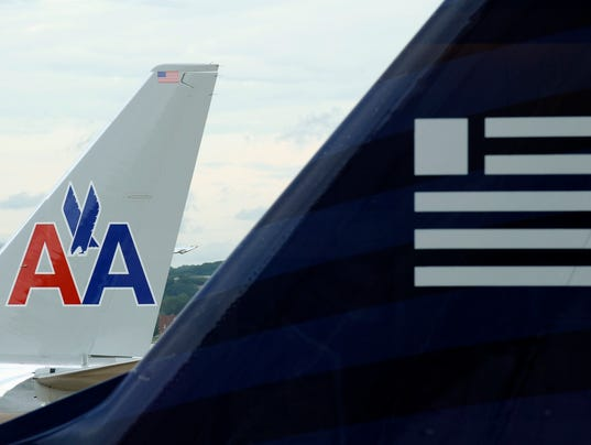 american airlines us airways merger Skdknickerbocker was hired by us airways to manage the strategic communications relating to regulatory approval of this high-profile merger we worked with the client and supported a team of.