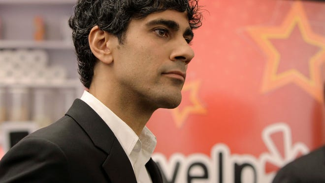 Yelp CEO and co-founder Jeremy Stoppelman