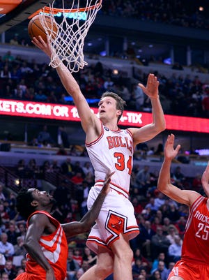 Mike Dunleavy scored all of his team-high 21 points in the second half.