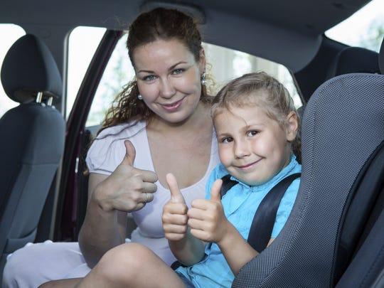 El instalar un asiento de seguridad correctamente puede evitar tragedias.