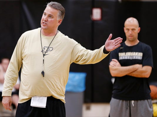 LAF Purdue basketball begins transitional summer