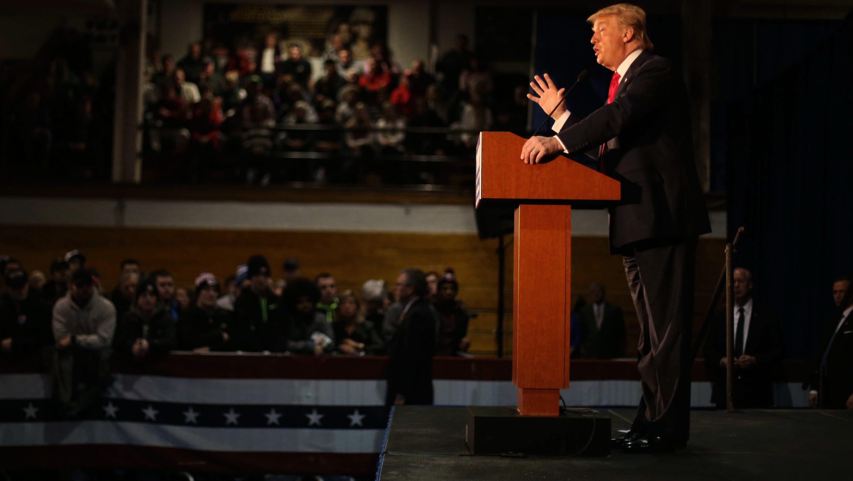 Trump adds Iowa campaign stops