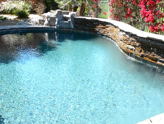 Stephen Little, a licensed pool contractor and president