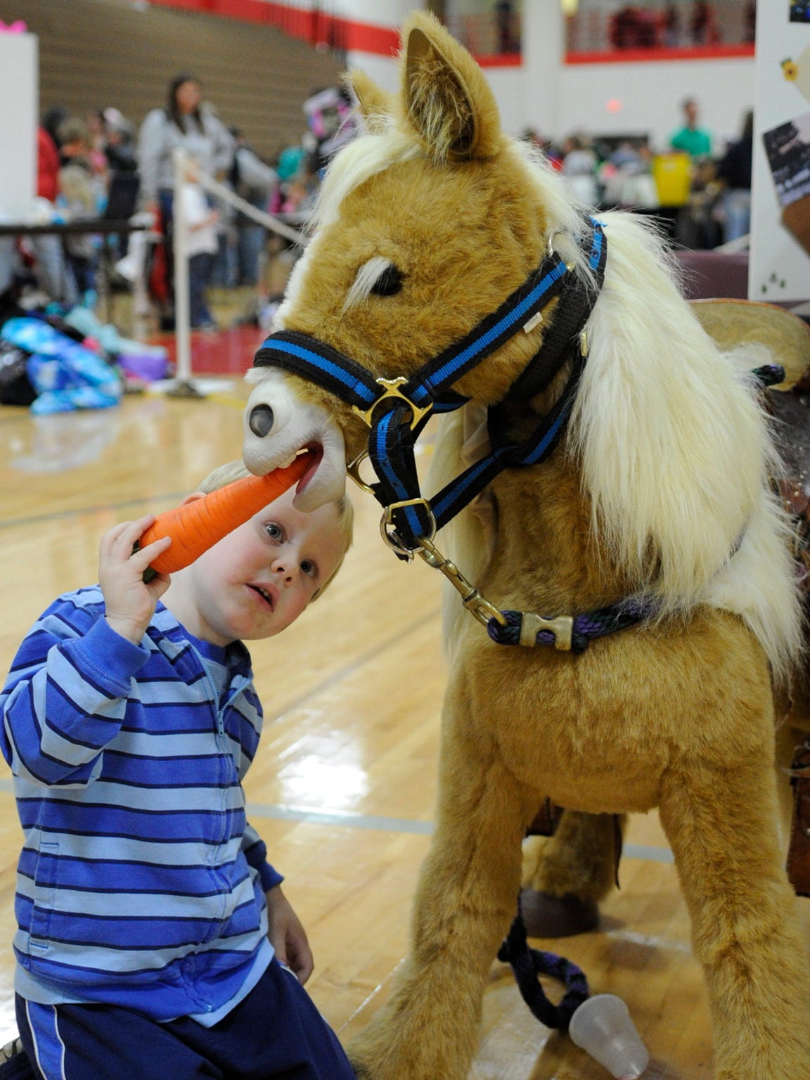 The 21st annual Wisconsin Rapids Children's Festival  will be held April 23 at Lincoln High School.