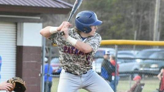 Madison senior Jordan Baker has committed to play college baseball for Mars Hill.