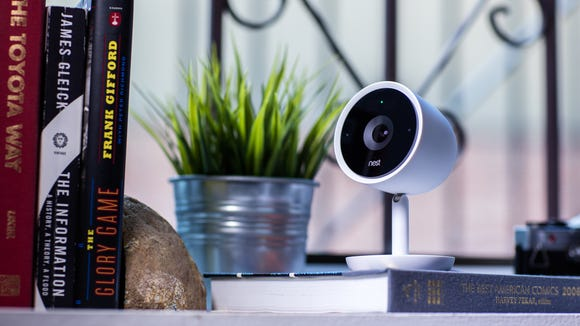 I tried Nest's new face-detecting security camera—here's