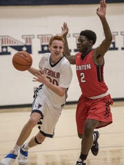 One of Livonia Franklin's top senior returnees is Mark