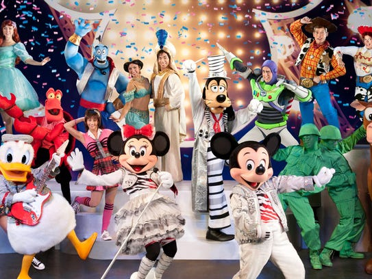 Disney Live comes to the Palace on Friday