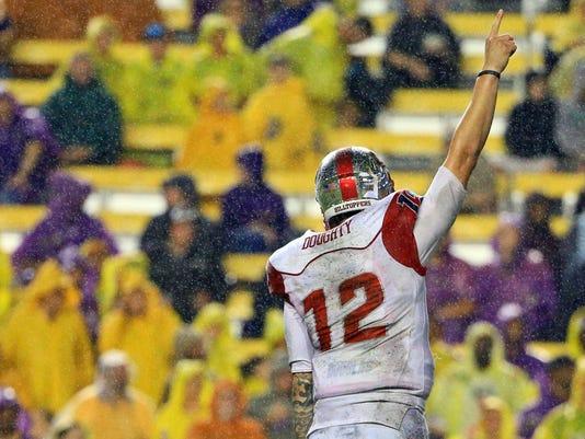 NCAA Football: Western Kentucky at Louisiana State