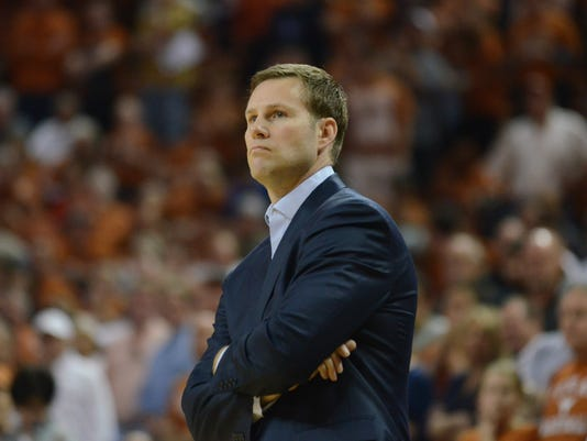 NCAA Basketball: Iowa State at Texas