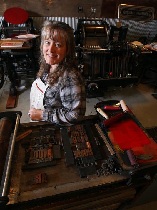Exchange-Antique Presses (3)