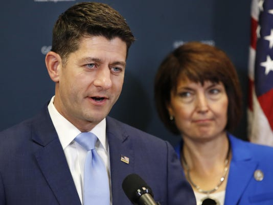 Paul Ryan,Cathy McMorris Rodgers