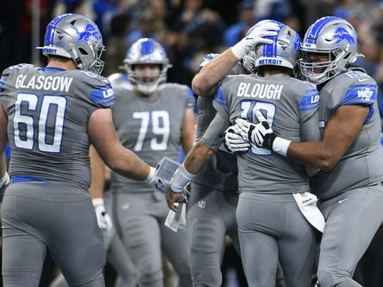The Lions have lost six straight and nine of 10.