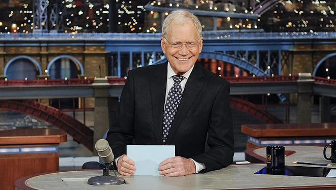 """After 33 years on television, David Letterman's final episode as host of """"The Late Show with David Letterman"""" will air on May 20, 2015."""