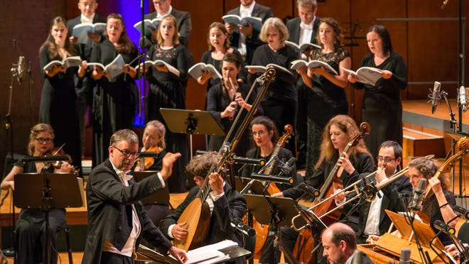 The Kravis Center has canceled the 2 p.m. Nov. 22 performance of Internationale Bach Stuttgart and all other shows through November. [Photo by Holger Schneider}
