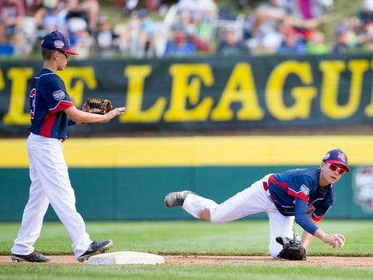 Maine-Endwell defeated Goodlettsville 3-1 to advance at the Little League World Series in Williamsport.