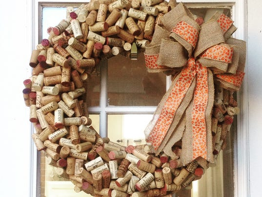 Put your wine cork collection to good use with these crafts for Things to do with wine corks