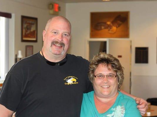 Delbert and Julie Loomis