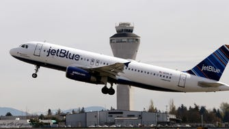 JetBlue was the top-ranked U.S. airline in the annual American Consumer Satisfaction Index, but airlines as a whole ranked near the very bottom of all industries surveyed.