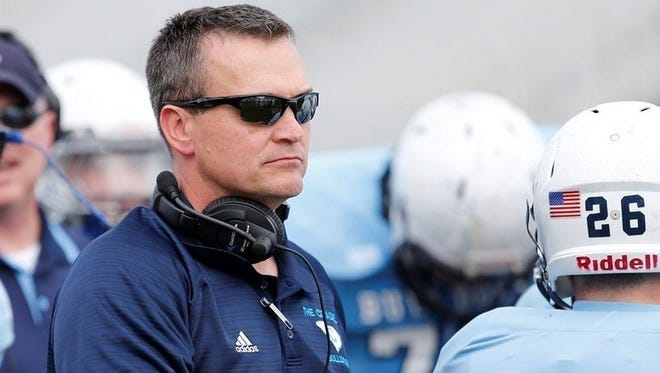 Franklin alum Mike Houston is the new head football coach at James Madison.