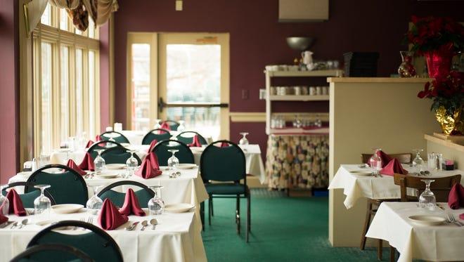 Joey B's restaurant at 400 Packett's Landing in the village of Fairport.
