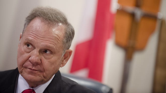 Alabama Supreme Court Chief Justice Roy Moore should again be removed from office.