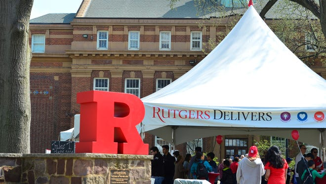 Rutgers University set two fundraising records duringthe 2017-2018 fiscal year. Not only did Rutgersraisethe highest amount of donations in the university's history —$223.4 million —butfor the first time in its history, more than 50,000 donors made or pledged gifts to the university.
